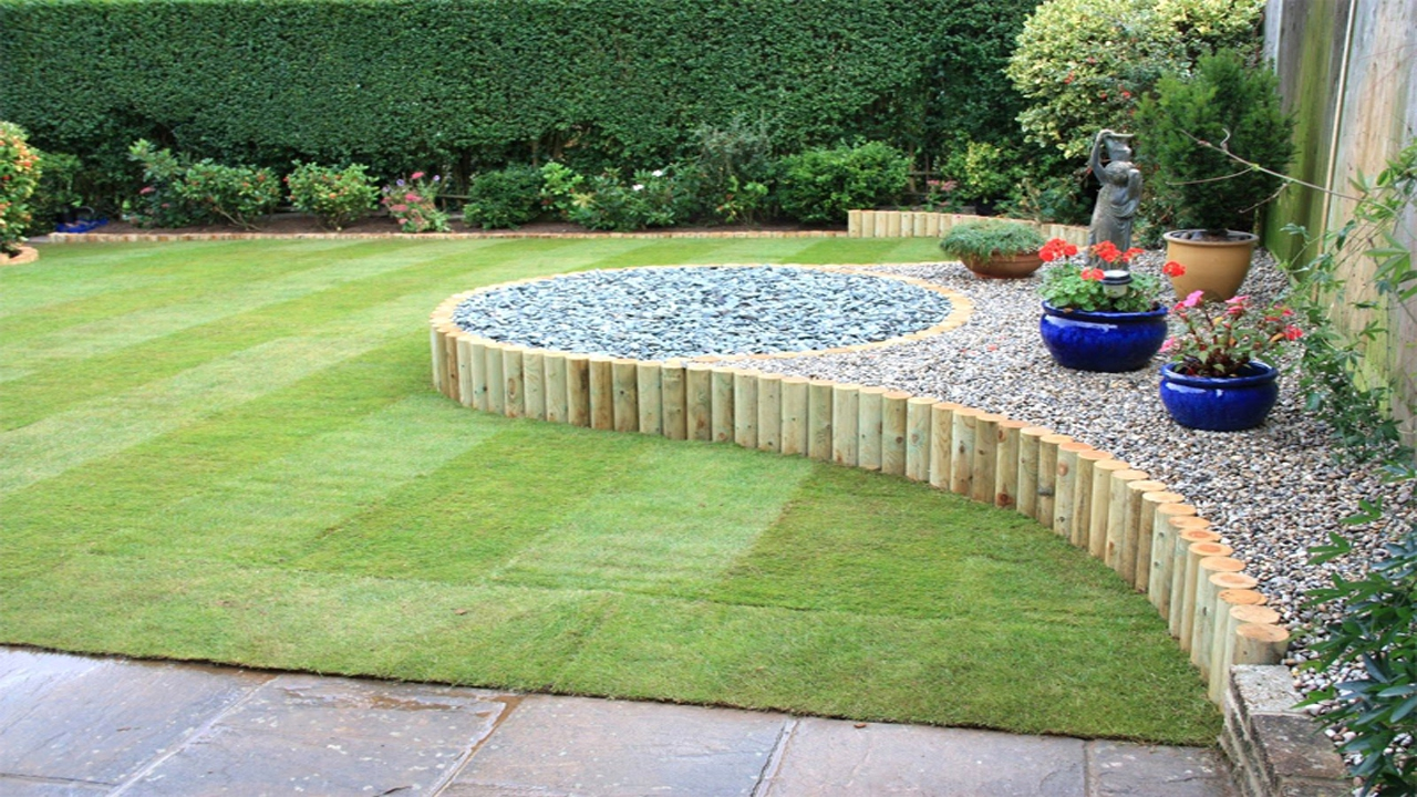 Simple Garden Design Tips Guide Gardeners Advice
